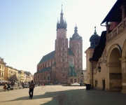 Kościół Mariacki - zwiedzanie Krakowa