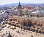 Rynek Główny - zwiedzanie Krakowa