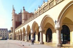 Sukiennice - zwiedzanie Krakowa