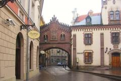 Pijarska - zwiedzanie Krakowa
