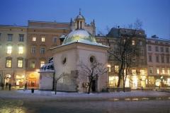 Kościół św. Wojciecha - zwiedzanie Krakowa
