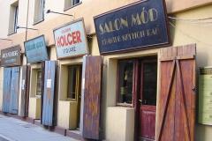 Lokale w stylu retro - zwiedzanie Krakowa