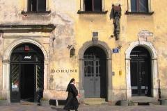 Ulica Kanonicza - zwiedzanie Krakowa