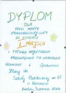 Zwiedzanie Krakowa dla szkół