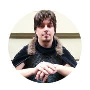 Adam - współorganizuje gry miejskie w Krakowie.