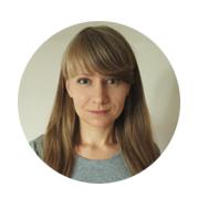 Beata - współorganizuje gry miejskie w Krakowie