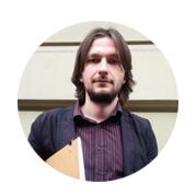 Jasiek - współorganizujący gry miejskie w Krakowie