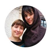 Ola i Piotr- współorganizują gry miejskie w Krakowie