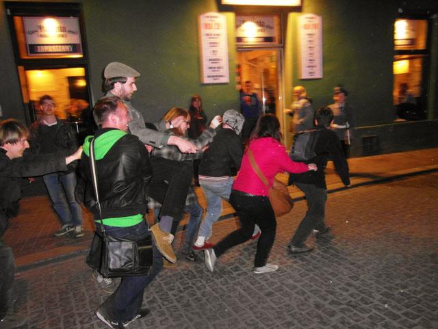 Gry miejskie i gry terenowe w Krakowie