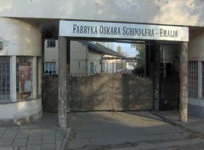 Fabryka Schindlera - zdjęcie: Noa Cafri