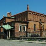 Stara Synagoga przy ul. Szerokiej