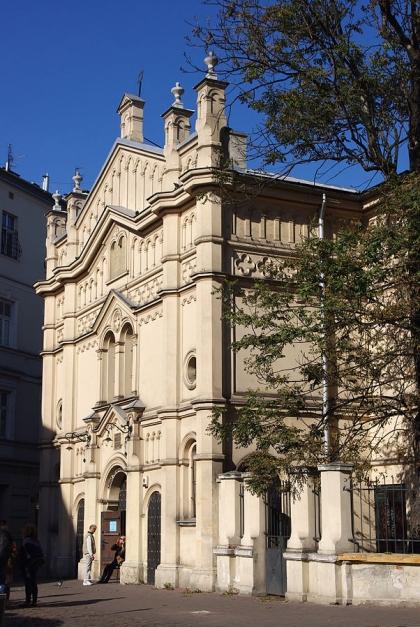 Synagoga Tempel - zdjęcie Jakub Hałun CC