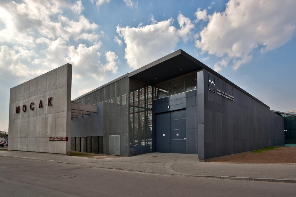 MOCAK - Muzeum Sztuki Współczesnej w Krakowie fot. Rafał Sosin
