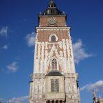 Wieża Ratuszowa na Rynku Głównym w Krakowie